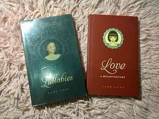 Lang Leav Books (Love and Misadventure — Reserved)