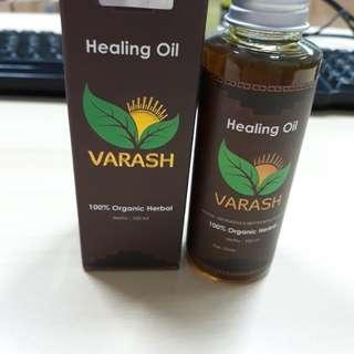 Varash Herbal 100 % Original Healing Oil