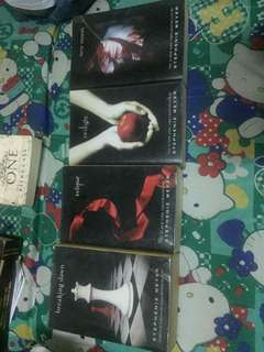 Twilight book set