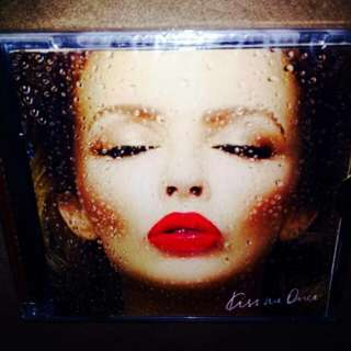 Kylie Minogue -	Kiss Me Once	(Sealed)