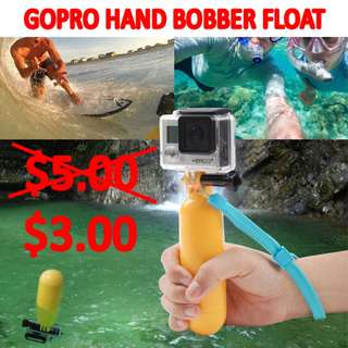 TGP024 Floating Bobber Handgrip Handle Handheld Mount Sales