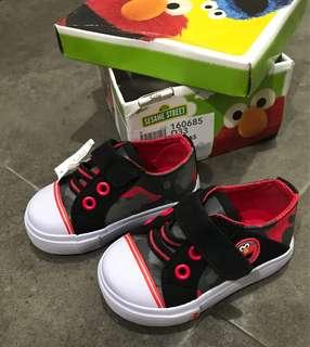 Elmo shoes sepatu Sesamestreet