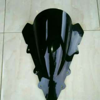 R15 visor windshield jenong