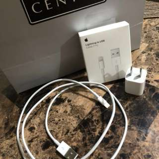 [Re-priced] Original Apple iPhone Charger
