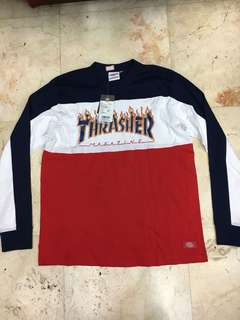 t shirt long dickies traisher orip