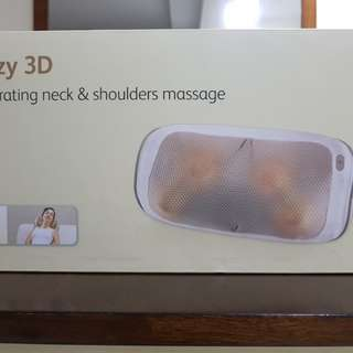 UCozy 3D Kneading Massager (Fixed Price)