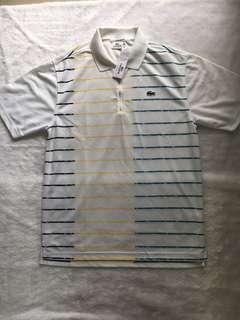 polo shirt lacoste mens original new