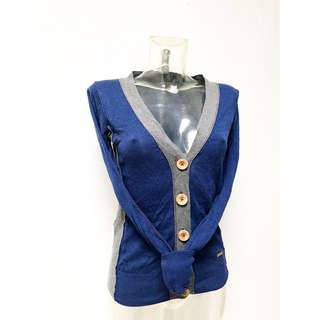 cardigan • wilfred • small *missing belt