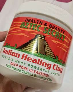 Aztec Secret Indian Healing Clay mask (On-hand)