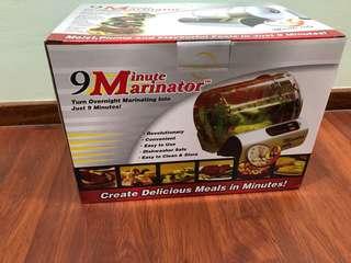 9-minute Marinator