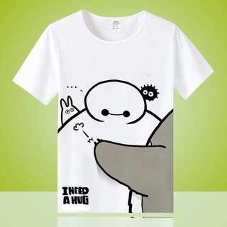 Big Hero 6 Short Sleeve & Long Sleeve T-shirts