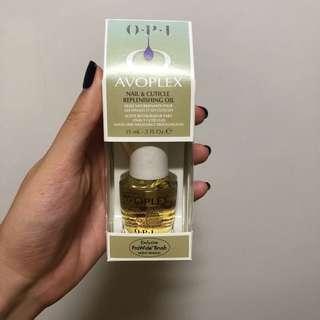 OPI cuticle replenishing oil