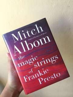 Mitch Albom: The Magic Strings of Frankie Presto