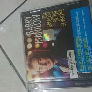 BARRY MANILOW the greatest songs of 70s