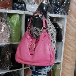 Authentic Coach Shoulder Bag(C#COA-7)