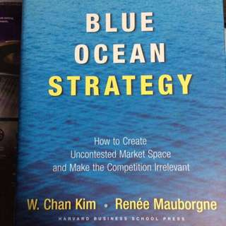 Blue Ocean Strategy Hardcover