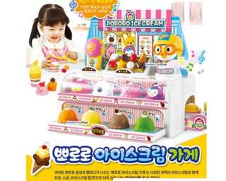 Pororo Ice Cream Toy