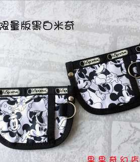 Lesportsac Mickey coin/key pouch