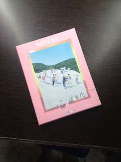 SEVENTEEN 2nd Mini Album - BOYS BE (Hide Version)