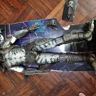 鐵血戰士6:1模型 全收優惠 一支4000