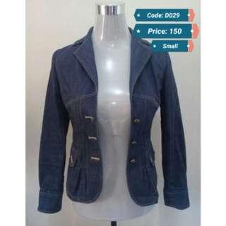 Preloved Denim Jacket