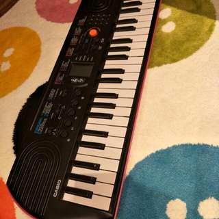 CASIO 電子鋼琴