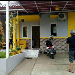 Rumah di Jual di Sawangan Depok sudah Full Renovasi Tinggal tempati.