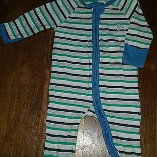 Baby Boy Sleepsuit