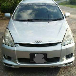 Toyota Wish SG