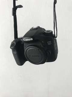 Canon 70d ( body )