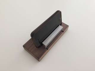 Wooden Phone Holder / Stand