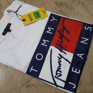 Free sf! Tommy Men Shirt Authentic Quality