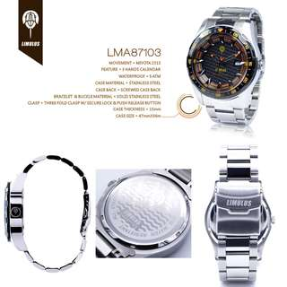 LIMULUS - Model no. LMA87103 (零售價格 : HK$1,160-/PC 現售四折)