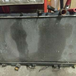 Radiator auto gen2 second