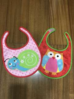 Toddler Bib for 2