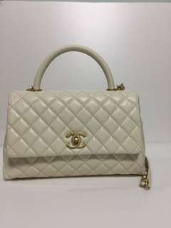 Chanel Coco with Top Handle