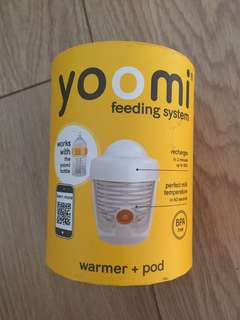 Yoomi Warmer and Pod Set