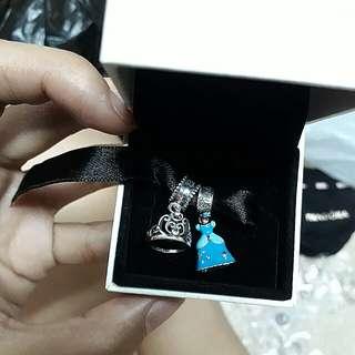 (PROMO) Pandora Disney Charm (cinderella)