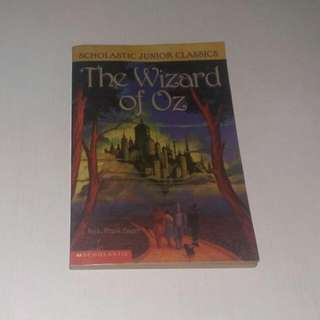 The Wizard Of Oz Book By Scholastic Junior Classics