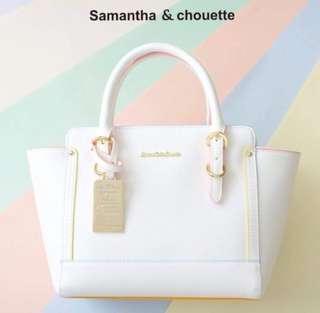 Samantha & Chouette袋