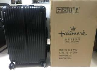 "Hallmark Design Collection 26吋 行李箱 旅行箱 [型號: HM-834FT – 26""]"