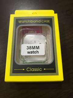 Apple Watch 38mm hard case cover