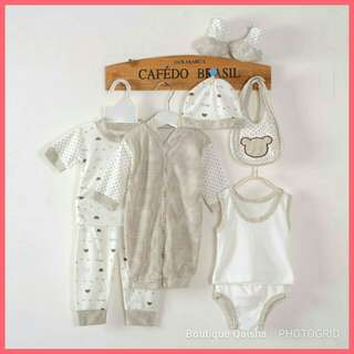 Set newborn - coffee