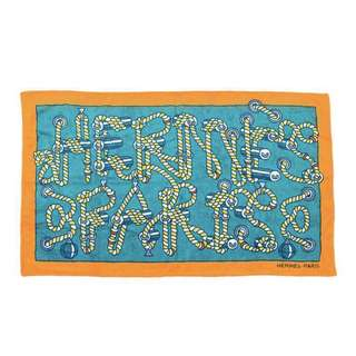 🆕HERMÈS Hermes Cordages beach towel