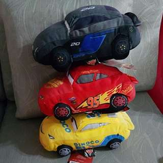 PIXAR CARS  3 for  $25