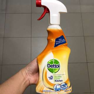 (500ml) BN Dettol Healthy Clean Kitchen Surface Spray Disinfectant