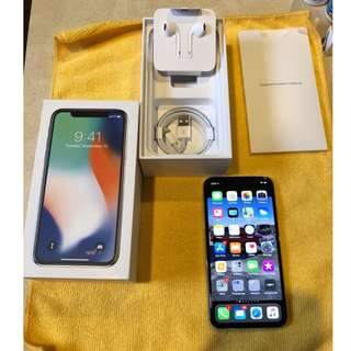 Sell now Apple iPhone X - 256GB - Silver (Unlocked) A1901 (GSM)