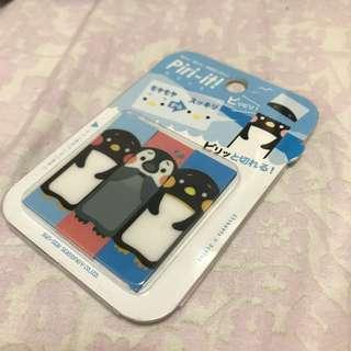 🈹⚠️Piri-it! 企鵝便利貼memo便條貼page mark | 手帳日記schedule