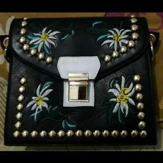 Sling Bag Gucci Bordir