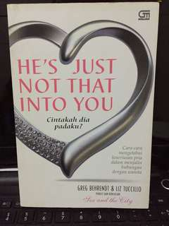 He's Just Not Into You (Bahasa Indonesia)